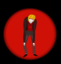 Johnny (Art Trade for The-Multi-Man) by Redherochild
