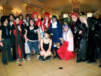Welcome to Shinbokucon 2011 by SpellboundFox