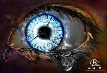 Eye Never stop Dreaming by bendesign