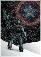 Winter Soldier by TimelessUnknown
