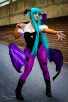 Morrigan 5 by IchigeiCosplay