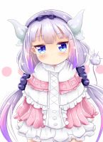 Kanna Kamui by Bob-Epic-Team