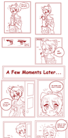 |Comic| MOm WE FOUnd TOYS iN YOUR BAg! by Kanami-Chii