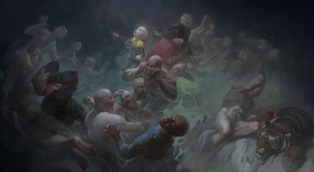 The  Horde by timens
