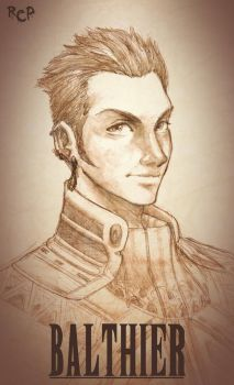 The Suave Swashbuckler by Robaato