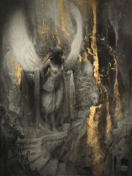 The Rise, Infected by Art contest by Yoann-Lossel