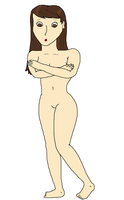 Nudity of girl by PercevalCreation