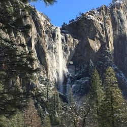 The Touch of Light by Yosemite-Stories