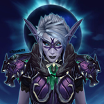 Elune Vendition by NevanGoth