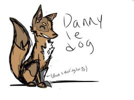 OC: Danny by SpazzyMagee11