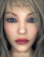 Ringlight for Daz Studio iRay by second-circle