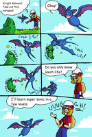 HG Nuzlocke : 19 by SaintsSister47