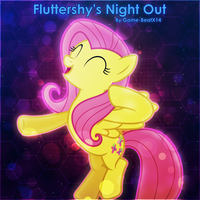 [Story] - Fluttershy's Night Out by Game-BeatX14