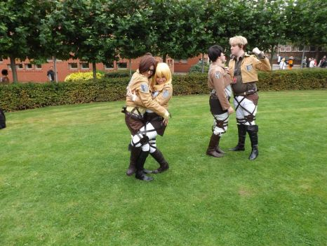 AOT - What .... by hoppinmadbek