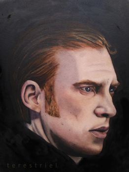 Armitage Hux by terestriel