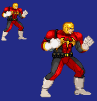 Sprite Stuff: Kapitan Germany by SXGodzilla