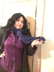 Fem!Sherlock Cosplay_This could be alot of fun... by SOULREAPER-AngelGirl