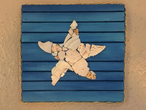 Shell Puzzle Star by BlackAngelLight