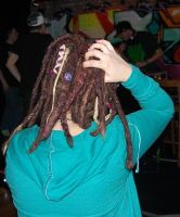 Dreads Up by lucie-lubot