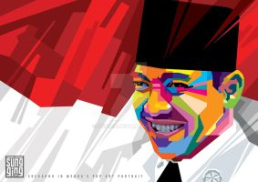 Bung Karno by prie610