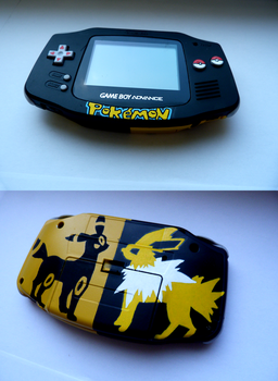 Customized GBA by trucbiduleBond