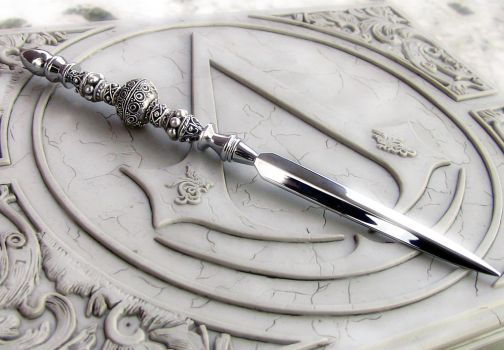 Ornate Letter Opener by Aranwen