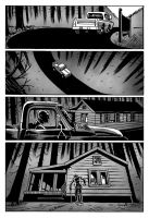 What Lives in The Woods Page 16 by JoeRuff