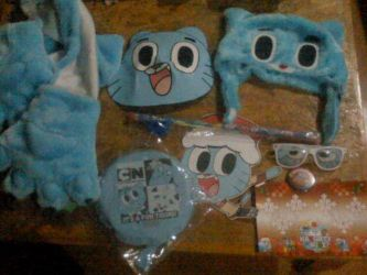 Gumball items collection 12/10/12 by randomced859