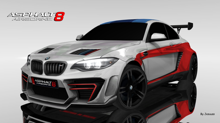 MMD BMW M2 Special Edition by jesuuss