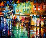 Washed Holiday by Leonid Afremov
