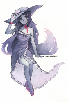 Marceline by Pink-cigarets