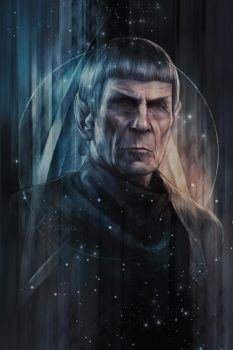 Live Long and Prosper by jasric