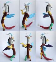 Handmade: Discord sculpture by vitav