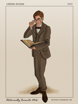 Historically Accurate Milo by Wickfield