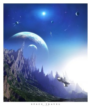 Space Travel by Josif
