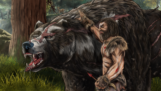Far Cry Primal by Tai91