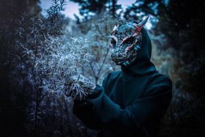 Argonian The Elder Scrolls  Cosplay by elenasamko
