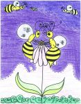 Bees by readheadgirl