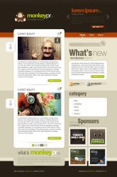 monkeypr wordpress by SencerBugrahan
