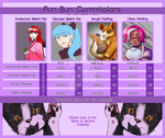 Digital Commissions [10/10 SLOTS OPEN] by Apoca-Chan