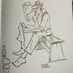 Wildcard (figure drawing CTN sketch FEVER)) by Caleb-Eshetu
