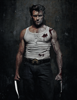 Wolverine Tribute by ehnony