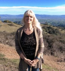 at Mount Diablo State Park, 3849 ft by KarinClaessonArt