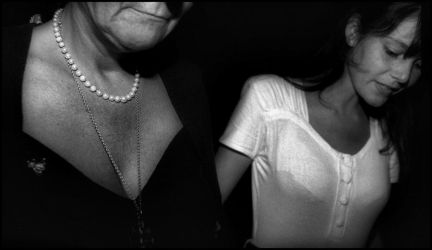 Christelle and her mother - 2 by SUDOR