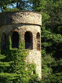 Chimes Tower 10 by Dracoart-Stock