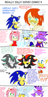 Really silly sonic comic by missyuna