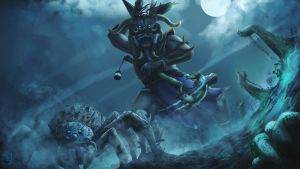 Diablo 3 Witch Doctor by Antares69