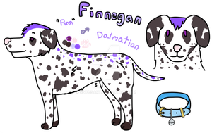 Finnegan by SivensArt