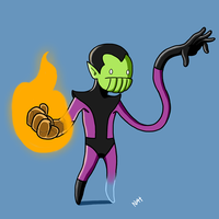 The Super Skrull (Kl'rt) by TheFutureFoundation