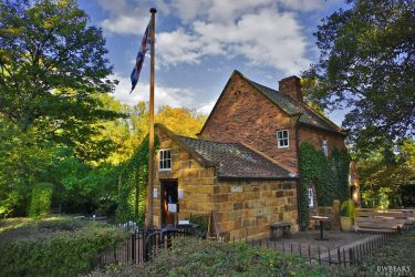 Captain Cook's Cottage by luk54321